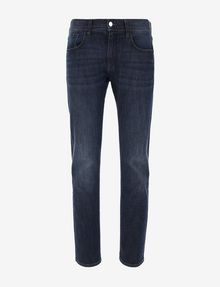ARMANI EXCHANGE J13 SLIM-FIT CLEAN DARK INDIGO JEAN Slim fit JEANS [*** pickupInStoreShippingNotGuaranteed_info ***] r