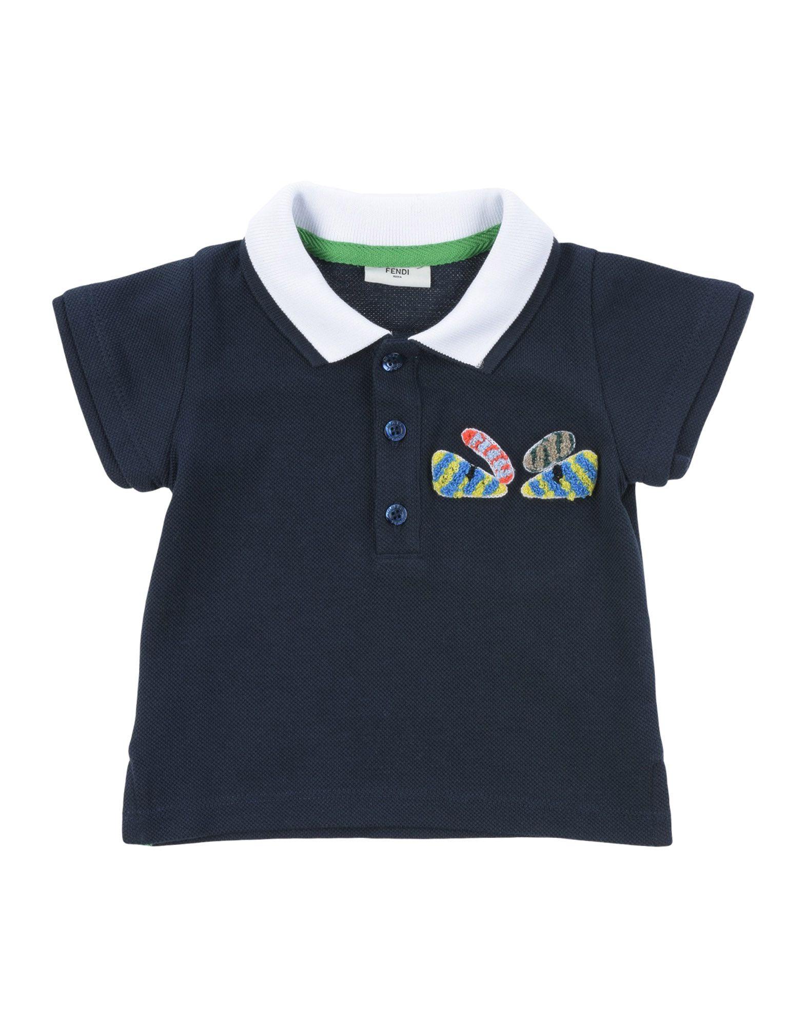 FENDI   FENDI Polo shirts   Goxip