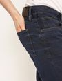 ARMANI EXCHANGE J13 SLIM-FIT DARK INDIGO SATIN JEAN Slim fit JEANS [*** pickupInStoreShippingNotGuaranteed_info ***] b