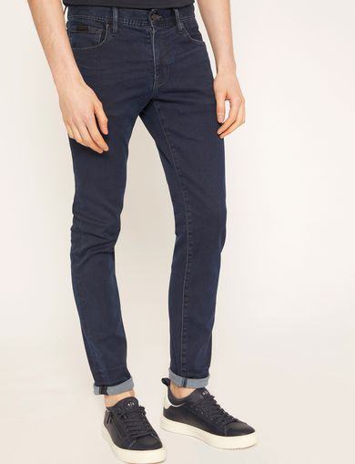 ARMANI EXCHANGE Skinny jeans Man F