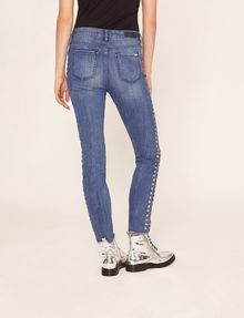 ARMANI EXCHANGE JEANS J10 SKINNY CORTI CON BORCHIE Jeans skinny [*** pickupInStoreShipping_info ***] e