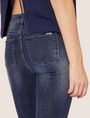 ARMANI EXCHANGE J01 SUPER-SKINNY RIPPED INDIGO JEAN Skinny jeans [*** pickupInStoreShipping_info ***] b