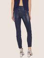 ARMANI EXCHANGE J01 SUPER-SKINNY RIPPED INDIGO JEAN Skinny jeans [*** pickupInStoreShipping_info ***] e