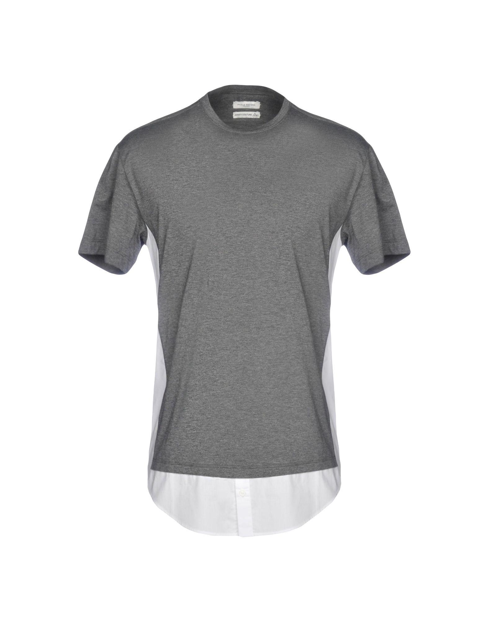 PAOLO PECORA | PAOLO PECORA T-Shirts 12221689 | Goxip
