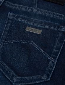 ARMANI EXCHANGE BOYS SLIM-FIT INDIGO FLEECE JEAN SLIM FIT JEANS [*** pickupInStoreShippingNotGuaranteed_info ***] d