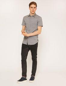 ARMANI EXCHANGE SKINNY-FIT CLEAN BLACK JEAN Skinny jeans Man d