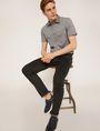 ARMANI EXCHANGE SKINNY-FIT CLEAN BLACK JEAN Skinny jeans Man a