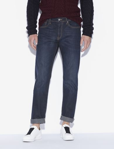 ARMANI EXCHANGE VAQUEROS STRAIGHT FIT Hombre F