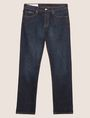 ARMANI EXCHANGE J16 STRAIGHT-FIT DARK INDIGO JEAN STRAIGHT FIT JEANS Man r