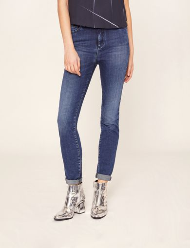 Armani Exchange Women S Jeans Denim A X Store