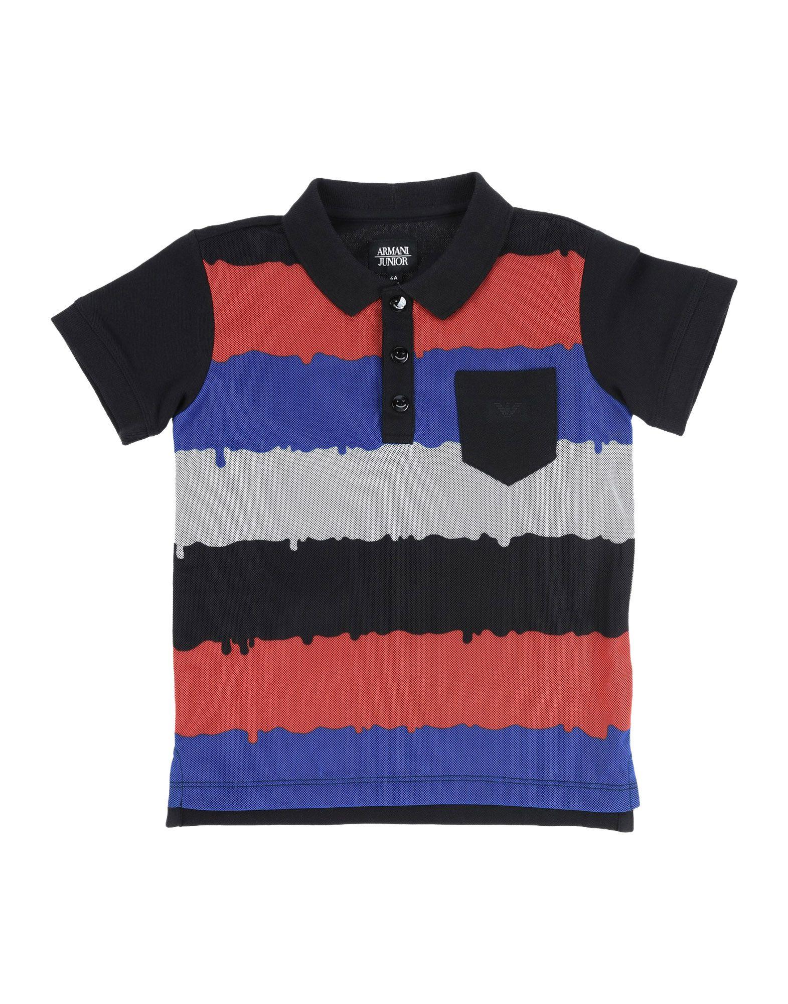 ARMANI JUNIOR | ARMANI JUNIOR Polo shirts | Goxip