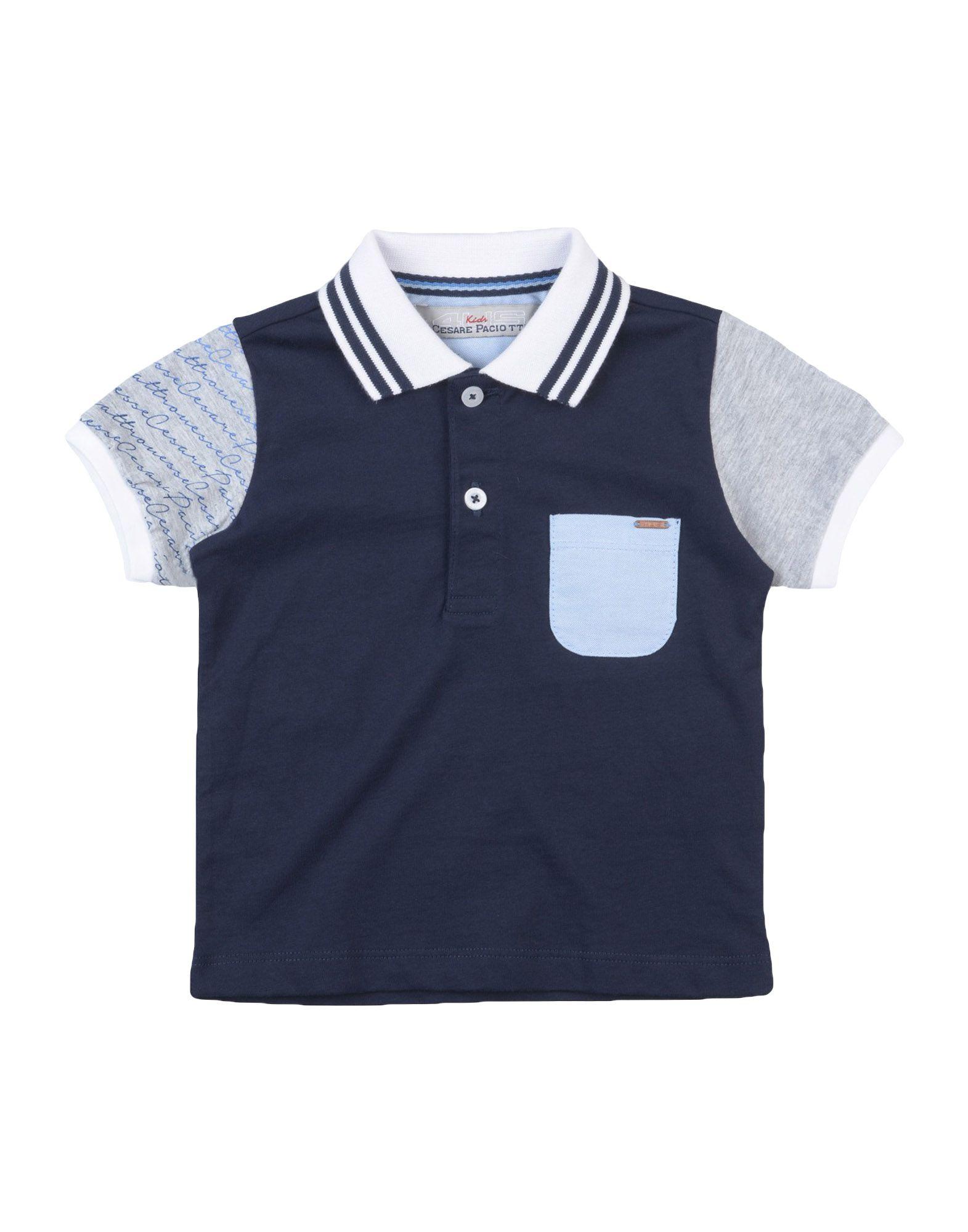 CESARE PACIOTTI 4US   CESARE PACIOTTI 4US Polo shirts   Goxip