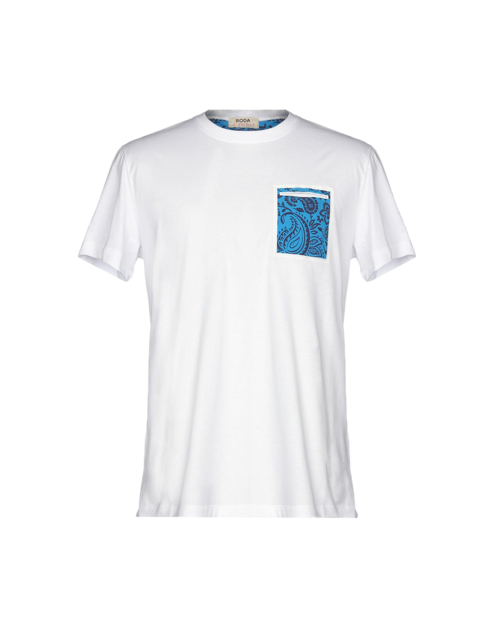 RODA AT THE BEACH Футболка roda футболка