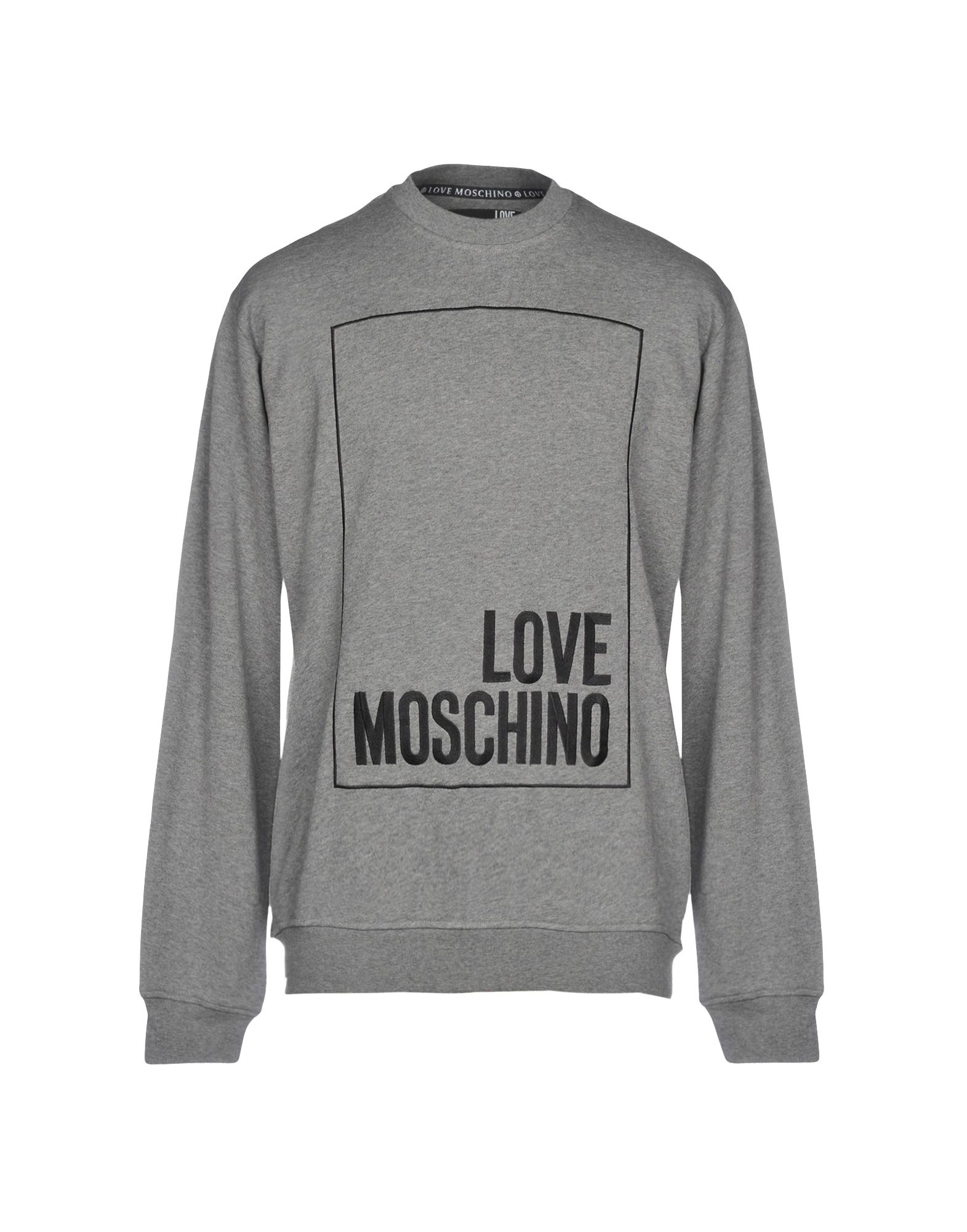 LOVE MOSCHINO Толстовка толстовка детская love son health 33339508 80 130m