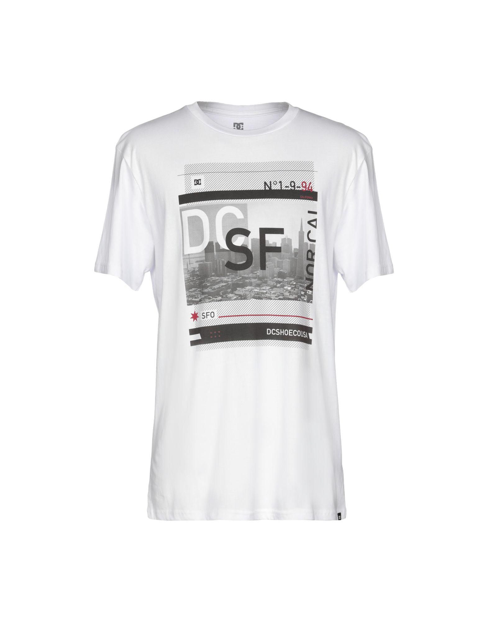 DC SHOECOUSA | DC SHOECOUSA T-shirts 12223675 | Goxip