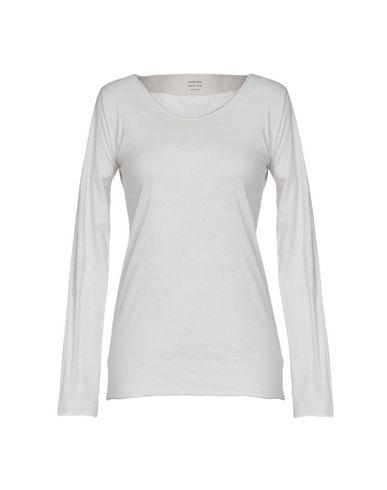 Фото - Женскую футболку EVAM EVA цвет голубиный серый