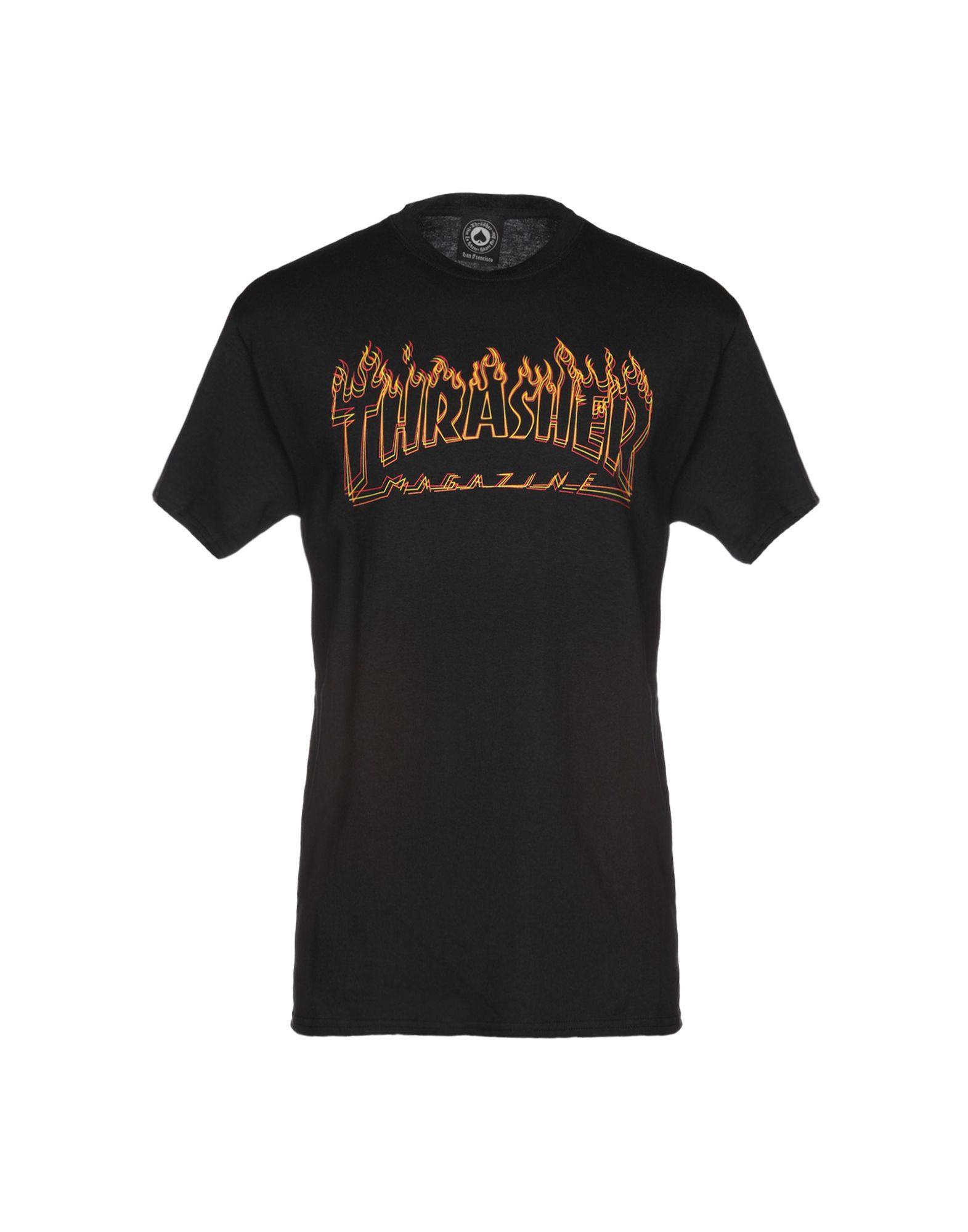 THRASHER Футболка футболка thrasher