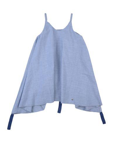 Фото - Блузку синего цвета
