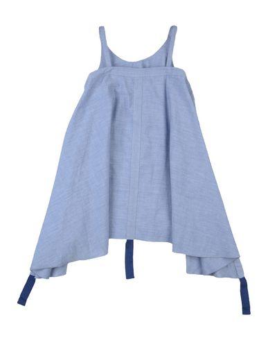 Фото 2 - Блузку синего цвета