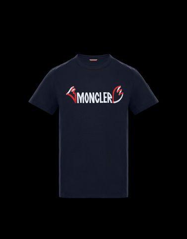 MONCLER T-SHIRT - T-shirts - homme
