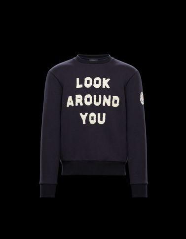 MONCLER SWEAT-SHIRT - Sweatshirts - homme