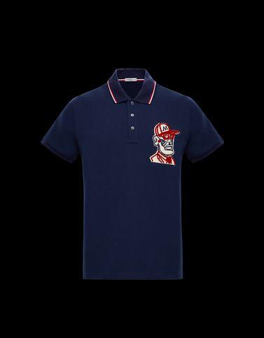 MONCLER POLO SHIRT - Polo shirts - men