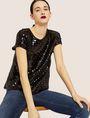 ARMANI EXCHANGE J25 SUPER-SKINNY HIGH-LOW RAW HEM JEAN Skinny jeans Woman a