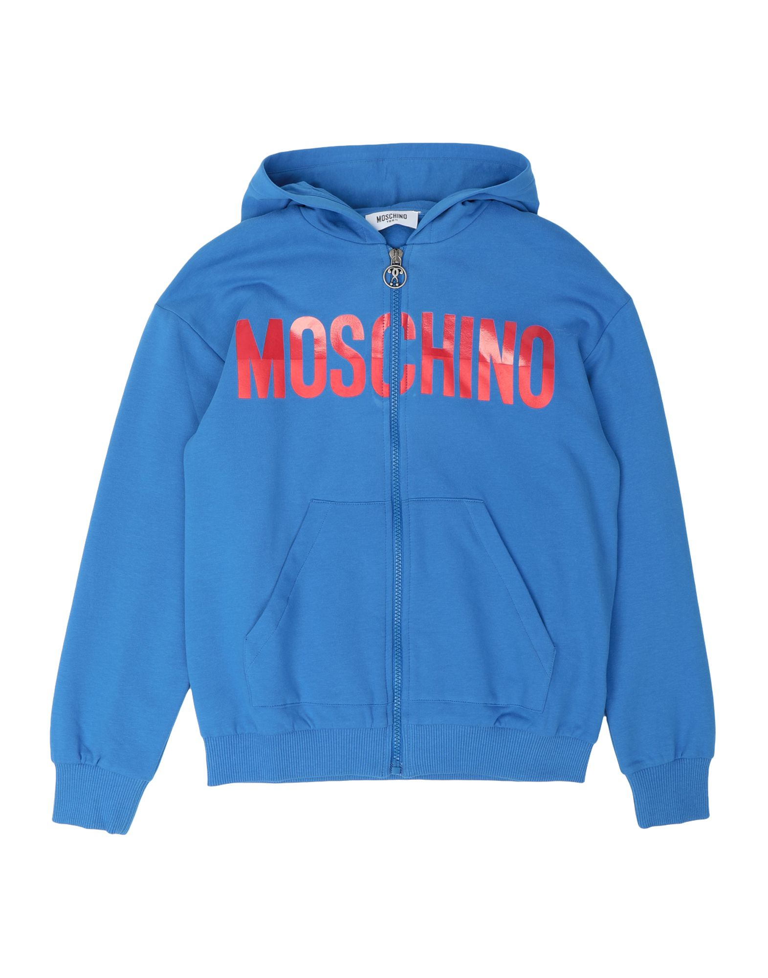 MOSCHINO Jungen 9-16 jahre Sweatshirt6 blau