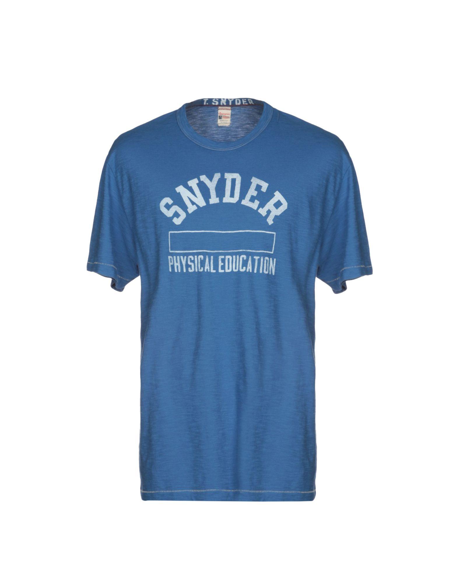 TODD SNYDER + CHAMPION Футболка цена