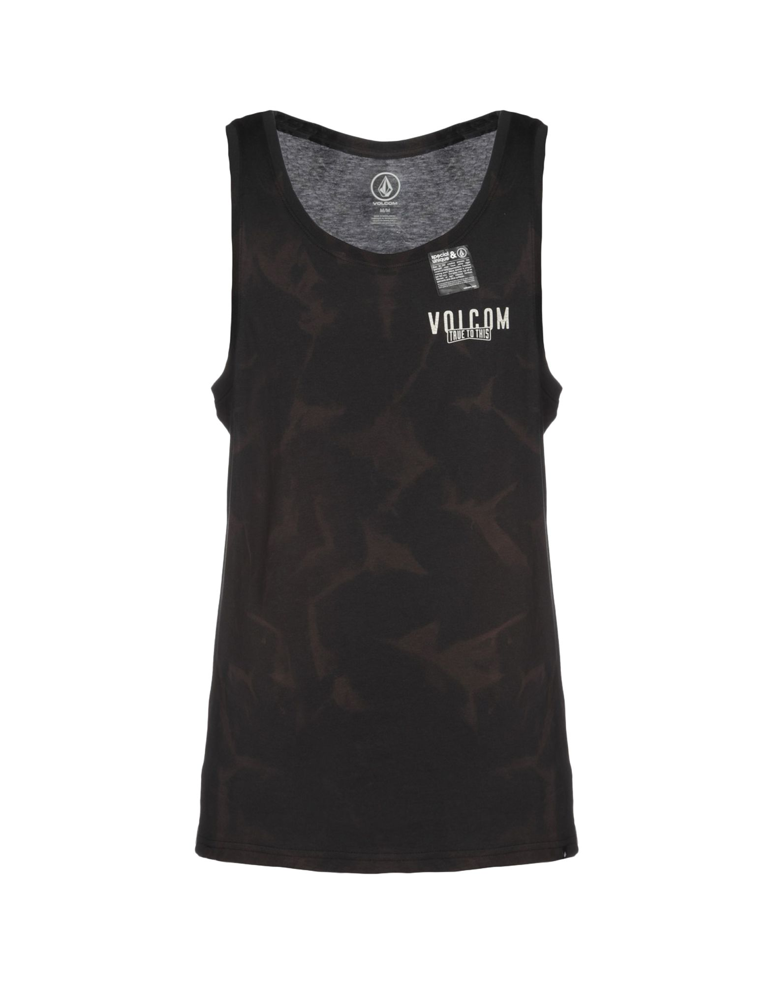 VOLCOM Майка volcom майка ж трик volcom touch my sol tank sea navy s