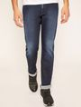 ARMANI EXCHANGE JEANS SLIM FIT LAVAGGIO INDACO Jeans slim [*** pickupInStoreShippingNotGuaranteed_info ***] f