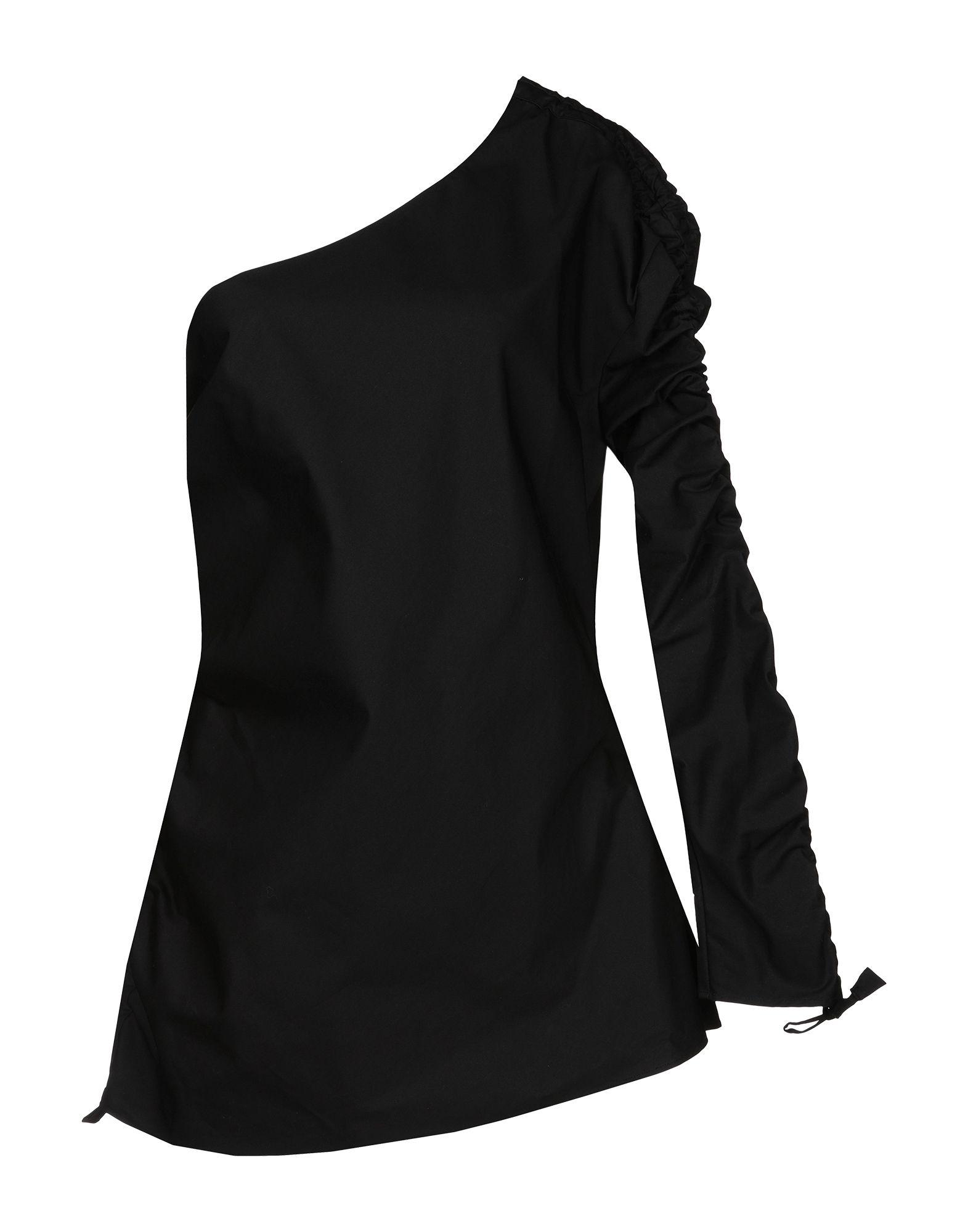 CASASOLA Blouses in Black