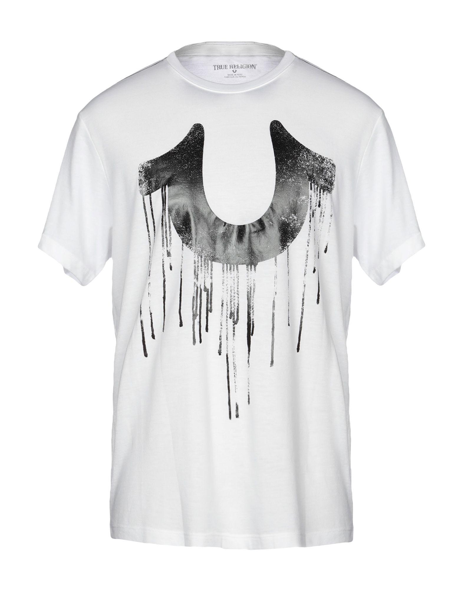 TRUE RELIGION Футболка футболка religion mb wsg01 white black