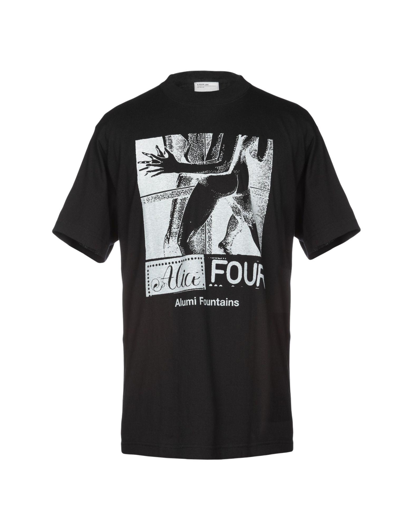 A. FOUR LABS Футболка four ever футболка