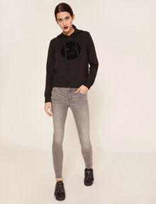 ARMANI EXCHANGE SUPER-SKINNY LOW-RISE RAW HEM JEAN Skinny jeans [*** pickupInStoreShipping_info ***] d