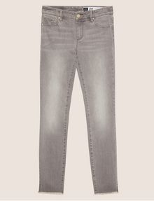 ARMANI EXCHANGE SUPER-SKINNY LOW-RISE RAW HEM JEAN Skinny jeans [*** pickupInStoreShipping_info ***] r