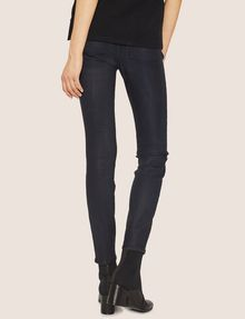 ARMANI EXCHANGE J01 SUPER-SKINNY COATED JEAN Skinny jeans [*** pickupInStoreShipping_info ***] e