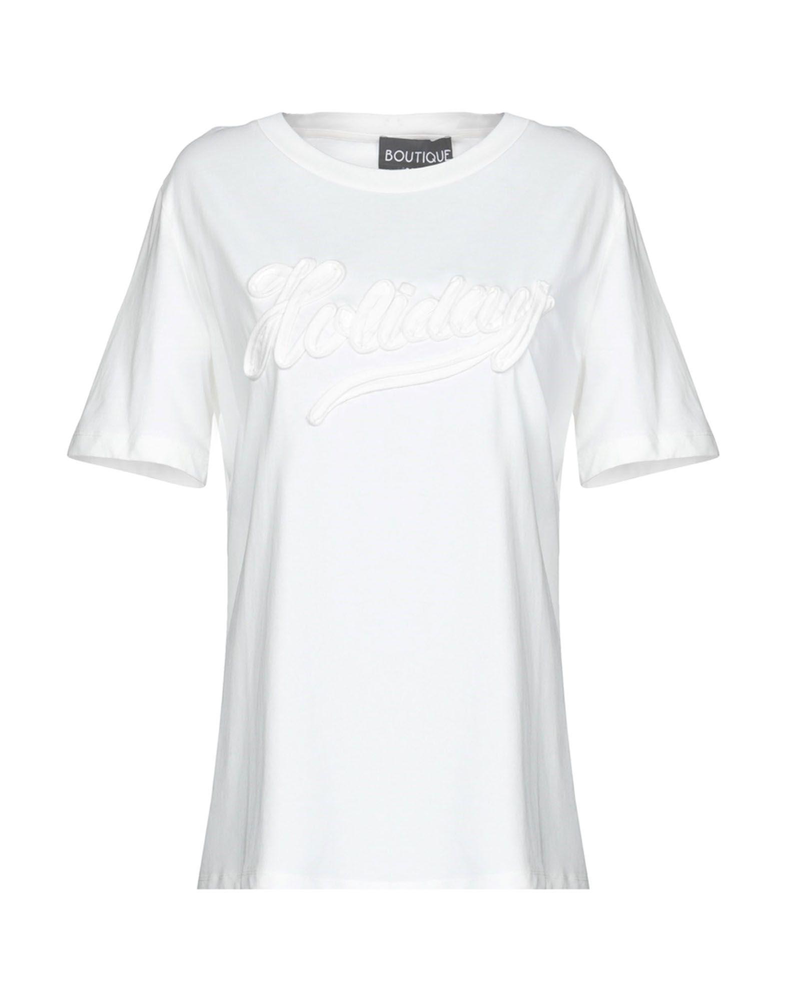 BOUTIQUE MOSCHINO Футболка блуза boutique moschino