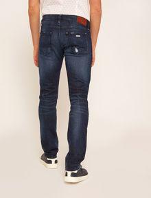 ARMANI EXCHANGE JEANS J13 SLIM FIT SCURI CON DETTAGLI SDRUCITI Jeans slim [*** pickupInStoreShippingNotGuaranteed_info ***] e