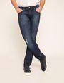 ARMANI EXCHANGE JEANS J13 SLIM FIT SCURI CON DETTAGLI SDRUCITI Jeans slim [*** pickupInStoreShippingNotGuaranteed_info ***] f