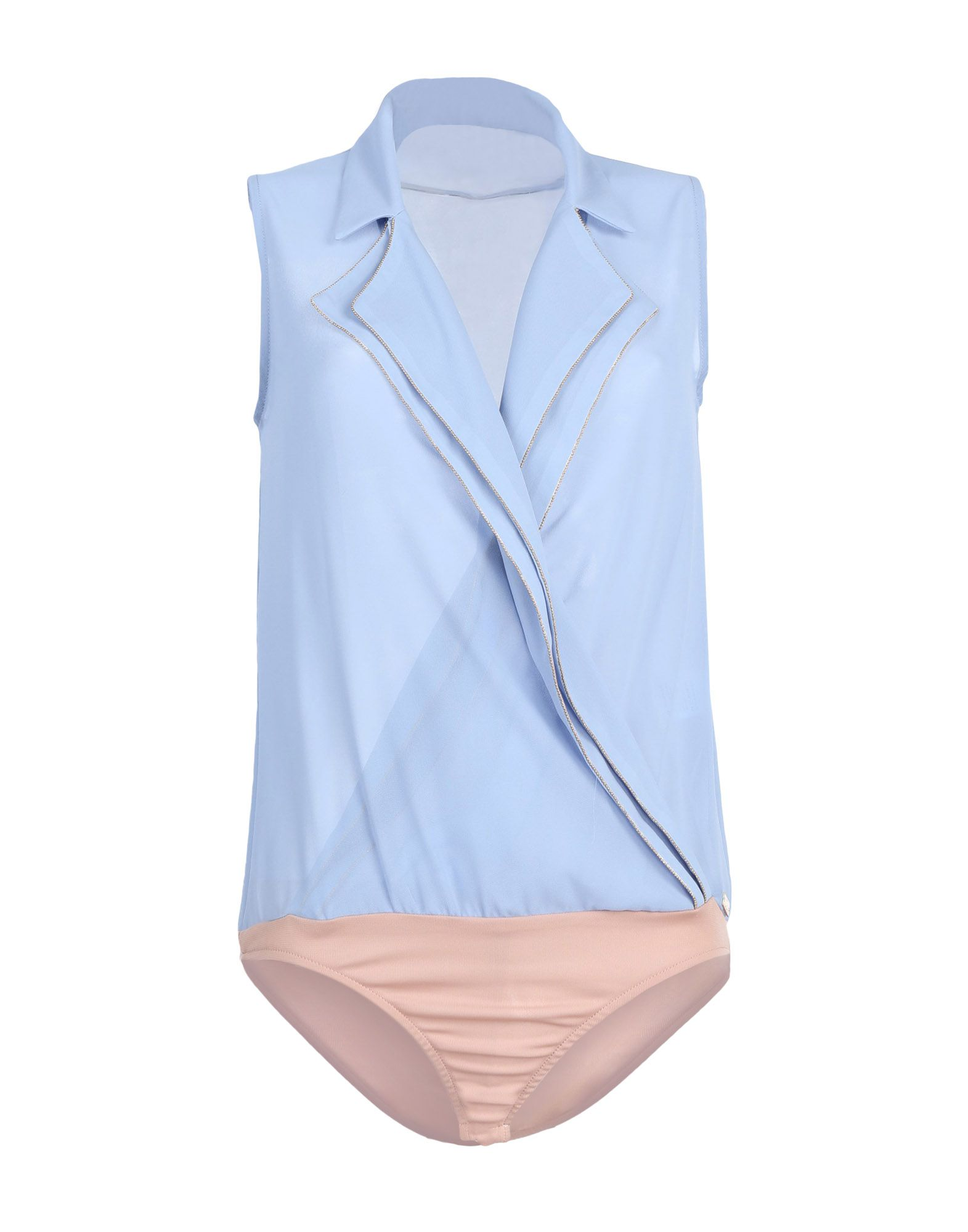 LA MARCA Топ без рукавов la marca пиджак