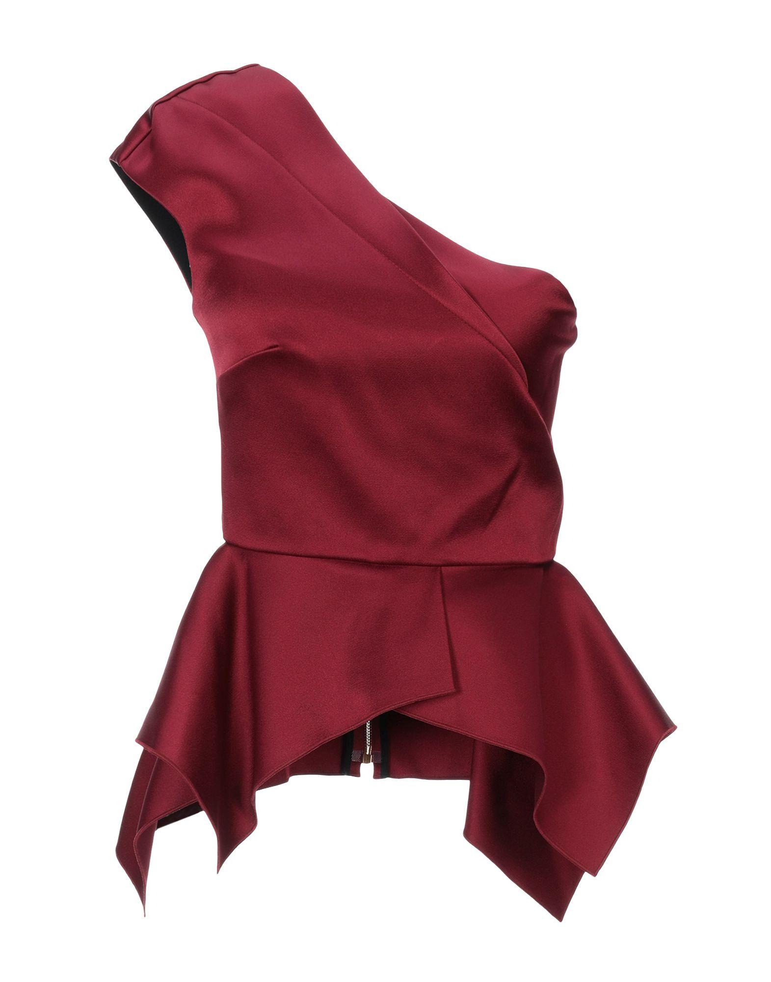 ROLAND MOURET Топ без рукавов платья calvin klein платье