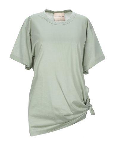 Фото - Женскую футболку  цвет зеленый-милитари