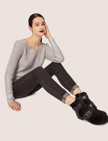 ARMANI EXCHANGE J01 SUPER-SKINNY WASHED DARK GREY JEAN Skinny jeans [*** pickupInStoreShipping_info ***] a