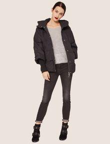 ARMANI EXCHANGE J01 SUPER-SKINNY WASHED DARK GREY JEAN Skinny jeans [*** pickupInStoreShipping_info ***] d