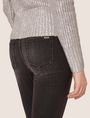 ARMANI EXCHANGE J01 SUPER-SKINNY WASHED DARK GREY JEAN Skinny jeans [*** pickupInStoreShipping_info ***] b