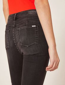 ARMANI EXCHANGE J69 SUPER-SKINNY LIFT-UP BLACK JEAN Skinny jeans [*** pickupInStoreShipping_info ***] b
