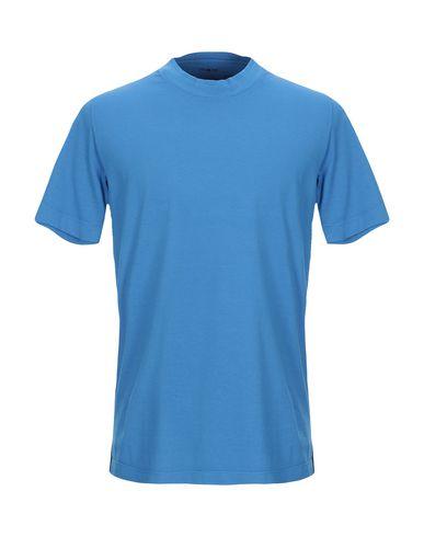 Купить Женскую футболку  лазурного цвета