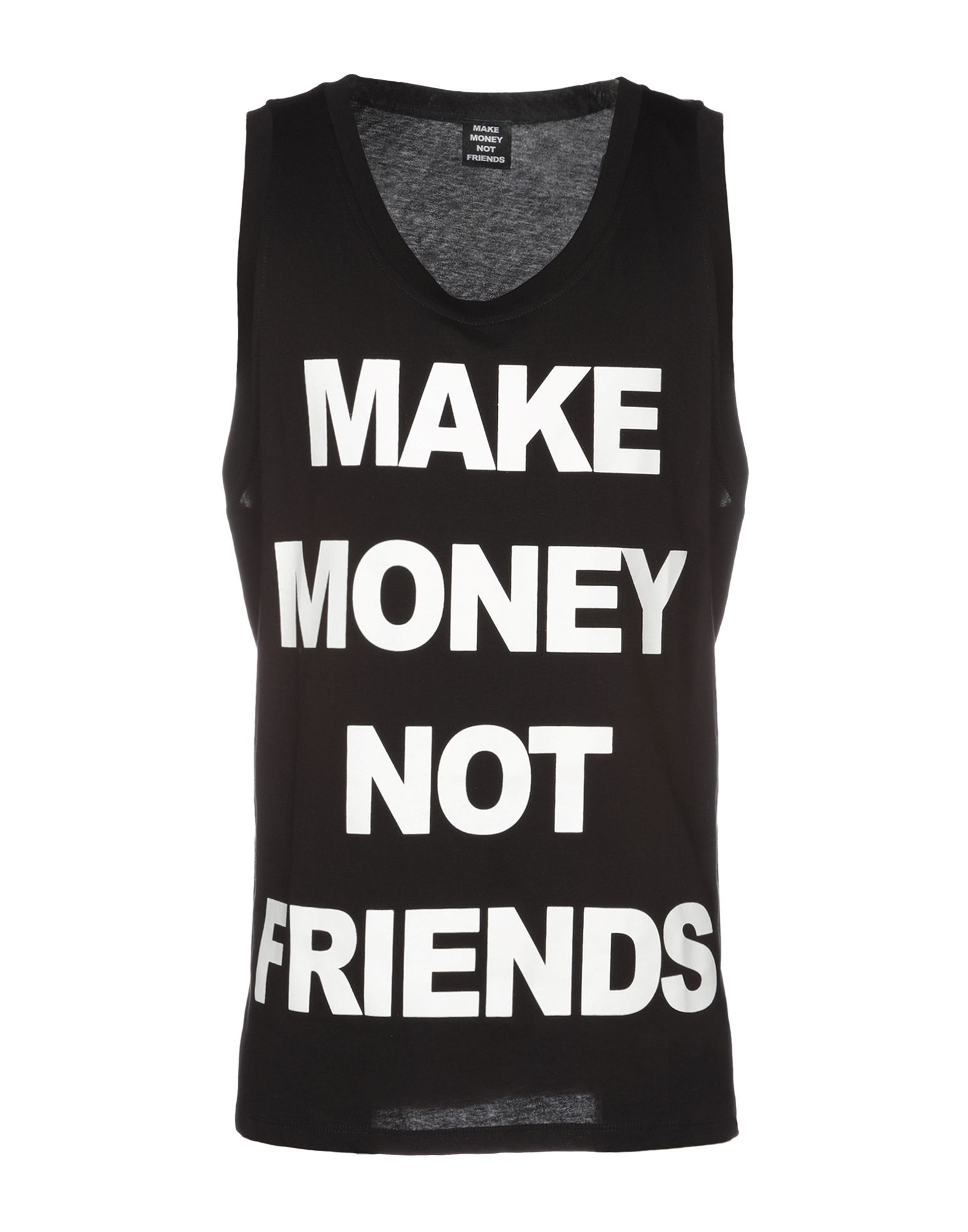 цена MAKE MONEY NOT FRIENDS Майка онлайн в 2017 году