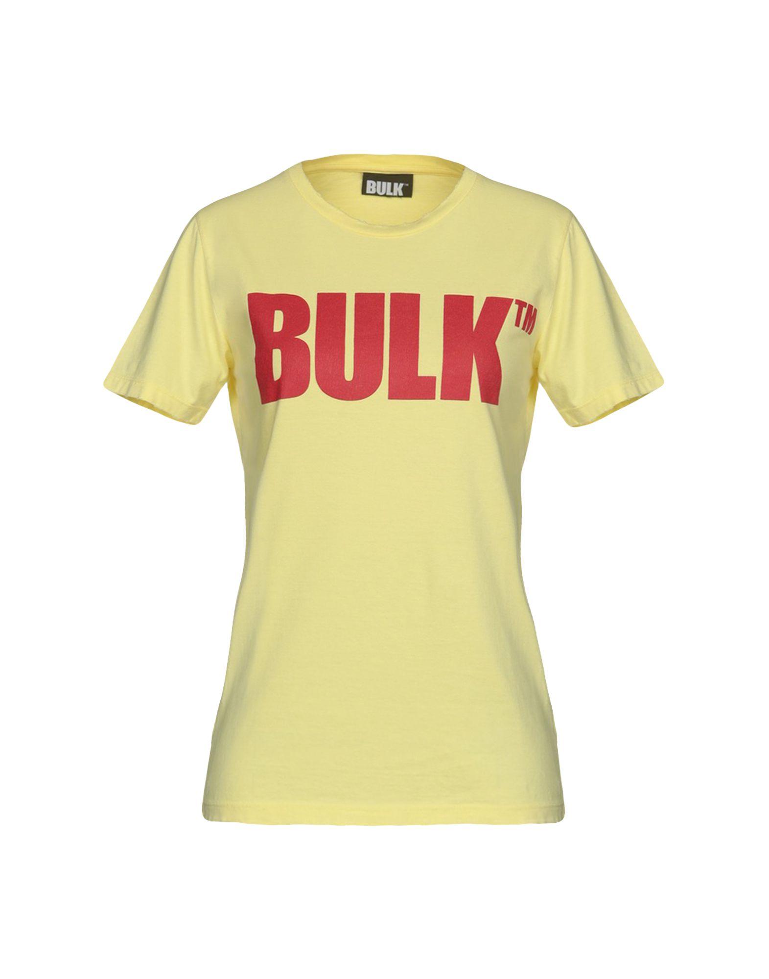 BULK Футболка vs bulk